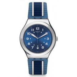Swatch Herrenuhr Irony Big Classic Bluora YWS436
