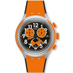 Swatch Herrenuhr Irony Xlite Feel Strong YYS4003 Chronograph