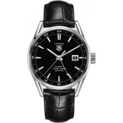 Kaufen Sie Tag Heuer Carrera Herrenuhr WAR2010.FC6266 Twin Time Automatik