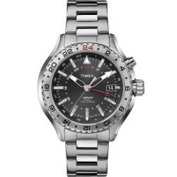 Timex Herrenuhr Intelligent Quartz GMT T2P424