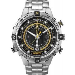 Timex Herrenuhr Intelligent Quartz Tide Temp Compass T2N738