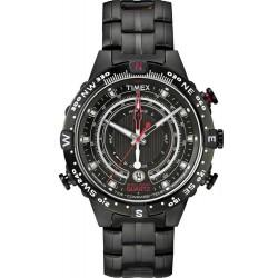 Timex Herrenuhr Intelligent Quartz Tide Temp Compass T2P140