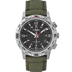 Timex Herrenuhr Intelligent Quartz Compass T2P286