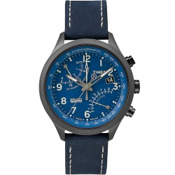 Kaufen Sie Timex Herrenuhr Intelligent Quartz Fly-Back Chronograph T2P380