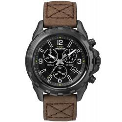 Timex Herrenuhr Expedition Rugged Chrono T49986 Quartz