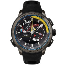 Timex Herrenuhr Intelligent Quartz Yatch Racer Chronograph TW2P44300
