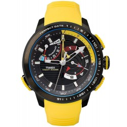 Timex Herrenuhr Intelligent Quartz Yatch Racer Chronograph TW2P44500