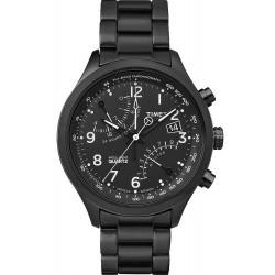 Timex Herrenuhr Intelligent Quartz Fly-Back Chronograph TW2P60800