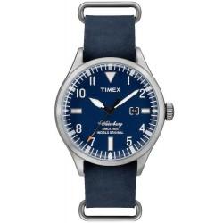 Timex Herrenuhr The Waterbury Date Quartz TW2P64500