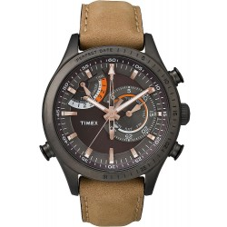 Timex Herrenuhr Intelligent Quartz Chrono Timer TW2P72500