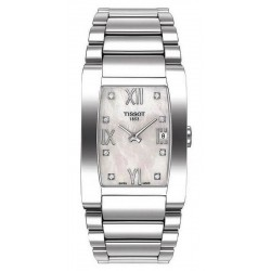 Kaufen Sie Tissot Damenuhr Generosi-T T0073091111600 Diamanten Perlmutt