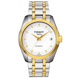 Kaufen Sie Tissot Damenuhr T-Classic Couturier Automatic T0352072201100