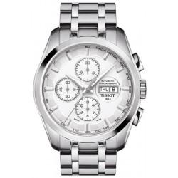 Kaufen Sie Tissot Herrenuhr Couturier Automatic Chronograph T0356141103100