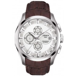 Tissot Herrenuhr Couturier Automatic Chronograph T0356271603100