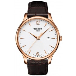 Tissot Herrenuhr T-Classic Tradition Quartz T0636103603700