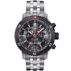 Tissot Herrenuhr T-Sport PRS 200 T0674172105100 Chronograph