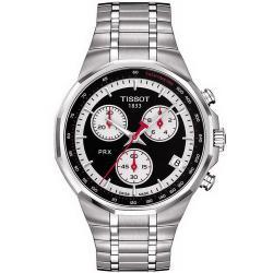 Tissot Herrenuhr T-Classic PRX Chronograph T0774171105101