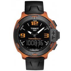 Tissot Herrenuhr T-Race Touch Aluminium T0814209705703