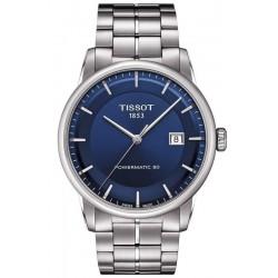 Tissot Herrenuhr T-Classic Luxury Powermatic 80 T0864071104100