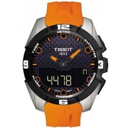 Tissot Herrenuhr T-Touch Expert Solar Titanium T0914204705101