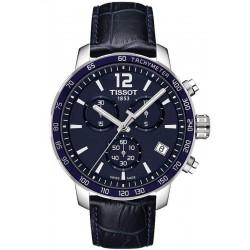 Tissot Herrenuhr T-Sport Quickster Chronograph T0954171604700