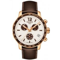 Tissot Herrenuhr T-Sport Quickster Chronograph T0954173603701