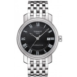 Kaufen Sie Tissot Herrenuhr Bridgeport Powermatic 80 T0974071105300