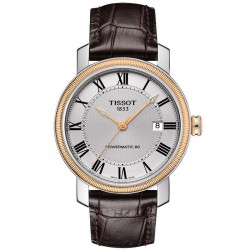Kaufen Sie Tissot Herrenuhr Bridgeport Powermatic 80 T0974072603300