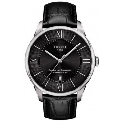 Tissot Herrenuhr Chemin Des Tourelles Powermatic 80 T0994071605800