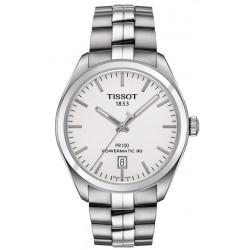 Tissot Herrenuhr T-Classic PR 100 Powermatic 80 T1014071103100
