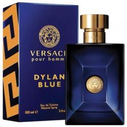 Versace Pour Homme Dylan Blue Herrenparfüm Eau de Toilette EDT Vapo 100 ml