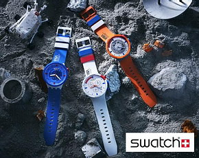 Swatch Big Bold Uhren